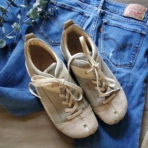 Vintage Diesel sneakers bowling shoe style!